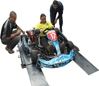 Endurance Karts vs Unfair Advantage