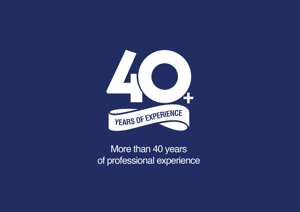 40 Years Top Service