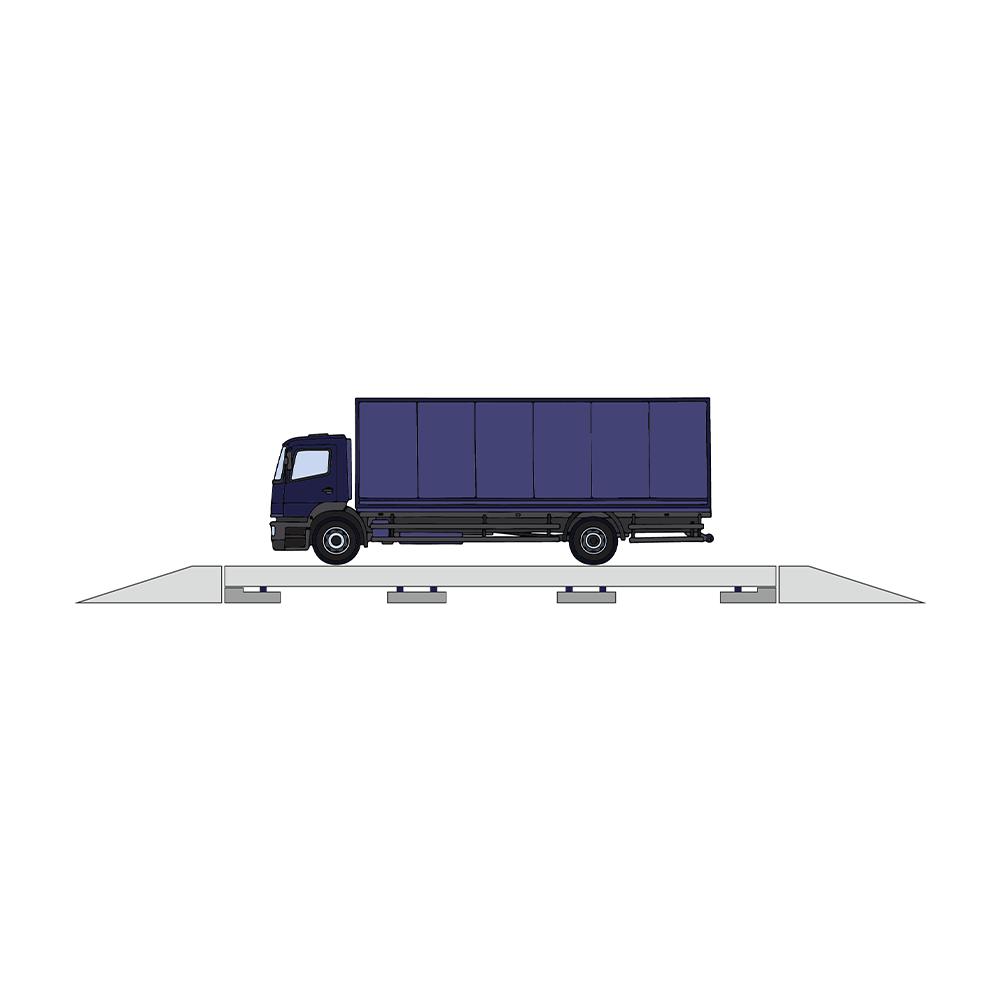 Weighbridges Above Ground Freight Weigh